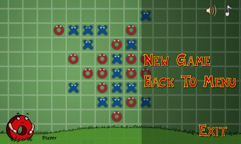Big Tic-Tac-Toe (Online)- screenshot