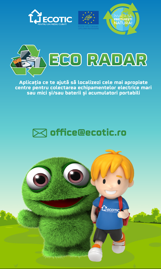 Eco Radar- screenshot