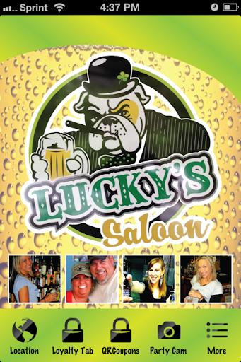 Lucky's Saloon