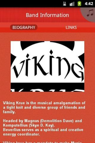VIKING KRUE - screenshot