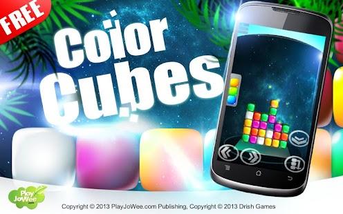 玩街機App Color Cubes - Match 3 free免費 APP試玩