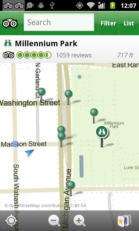 Chicago City Guide screenshot #2