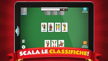 Screenshot of Scopa Più