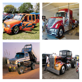 Show Trucks Live Wallpaper