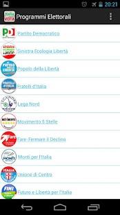 Italia che vota. Elezioni 2013 - screenshot thumbnail