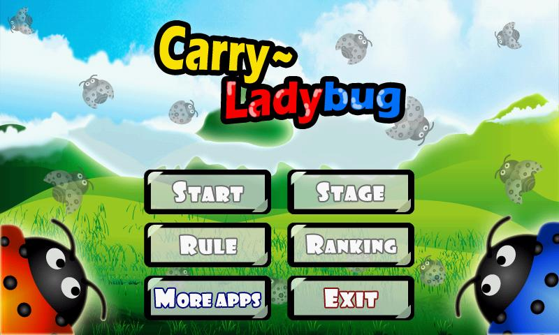 Carry~Ladybug - screenshot