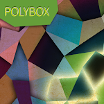 Xperia™テーマ - Polybox