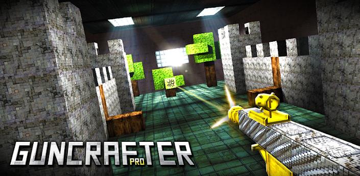 Guncrafter Pro 1.2 новая версия скачать на телефон android