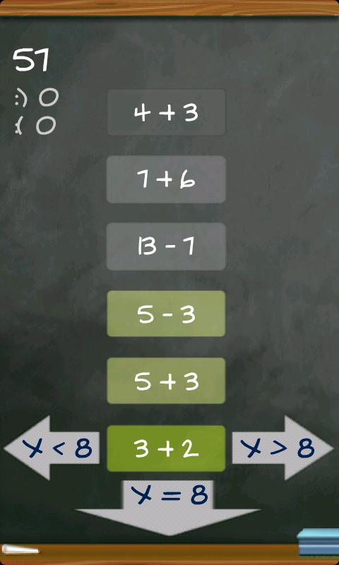 Action Math - screenshot