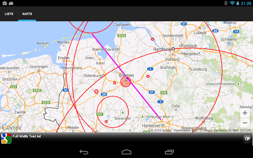 VFRnotam- screenshot thumbnail