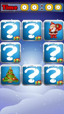 Christmas Matching Game - screenshot