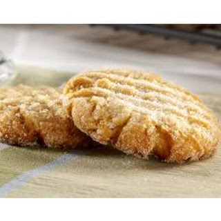 Easy Peanut Butter Cookies by EAGLE BRAND®.