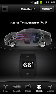 Tesla Model S Beta- screenshot thumbnail
