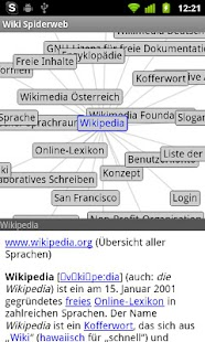 Wiki Spiderweb Free- screenshot thumbnail