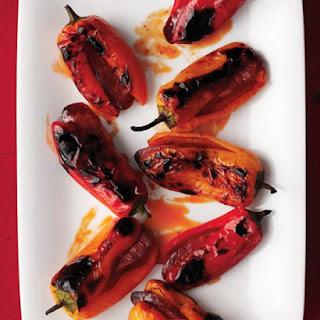 Chorizo-Stuffed Mini Sweet Peppers.