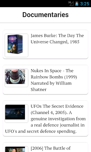 Documentaries Online
