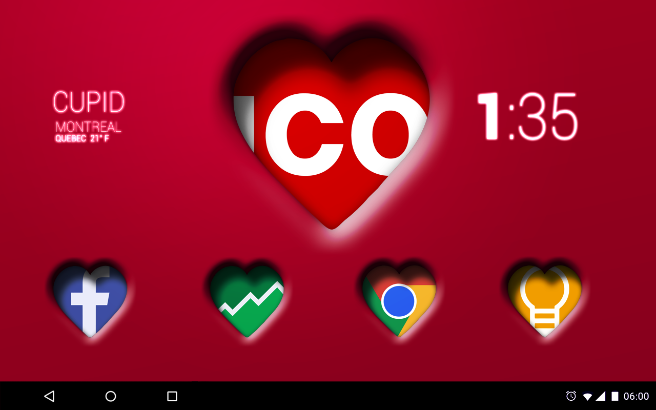 CUPID - Icon Pack- screenshot