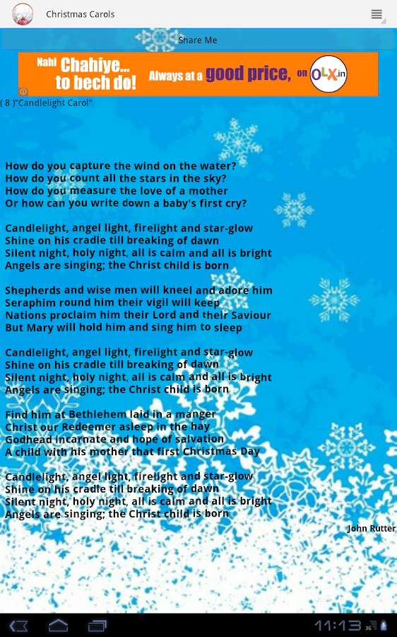 Carols amp songs lyrics easter android apps on google play