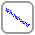Widget Notes - Whiteboard icon