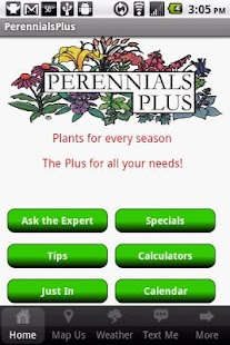Perennials Plus- screenshot thumbnail