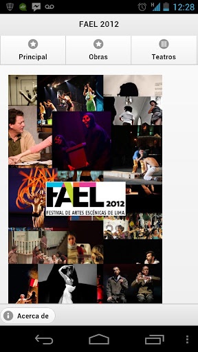 FAEL 2012