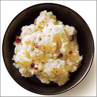 Southwest Smashed Potatoes.