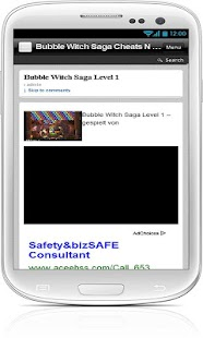 Bubble Witch Saga Cheats N Tip - screenshot thumbnail