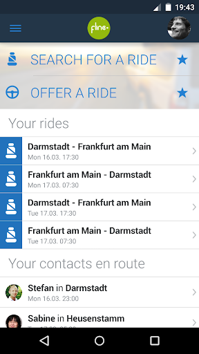 flinc - Ridesharing