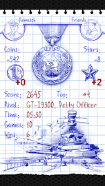 Naval Clash Battleship Screenshot 6