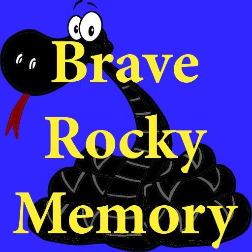 Brave Rocky Memory Game
