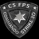 Commando Strike: 3D FPS Action mobile app icon