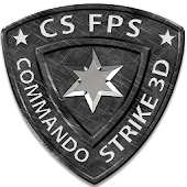 Commando Strike: 3D FPS Action