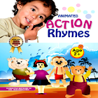 Animated Action Rhymes icon