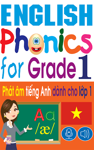 English Phonics for Grade 1 Vi