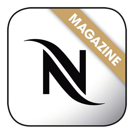 Nespresso Magazine Icon