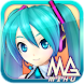 Music Girl 初音ミク Android