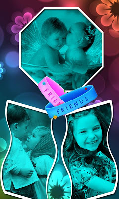 Friends Collage Maker - screenshot