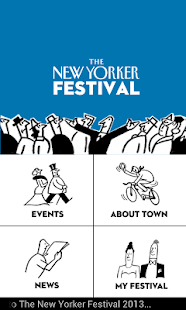 The New Yorker Festival 2013 - screenshot thumbnail