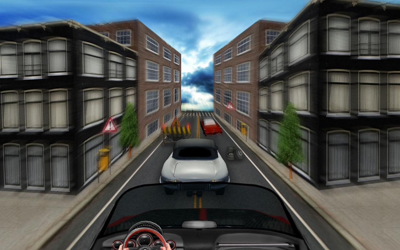 3D Classic Racing - screenshot