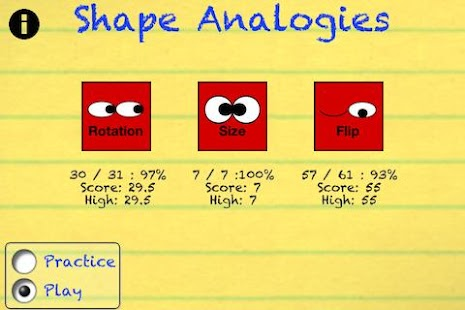 Shape Analogies - screenshot thumbnail