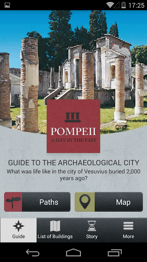 Pompeii - A day in the past- screenshot