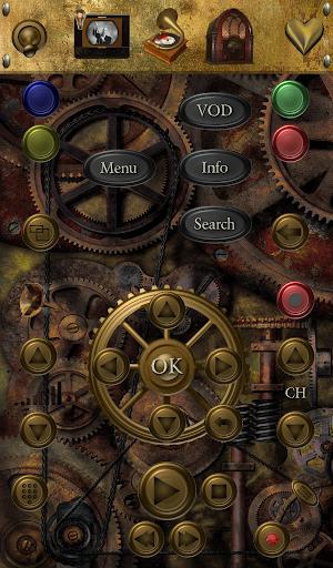 Steampunk Remote by Touchsquid
