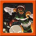Judo Girl Sampler logo