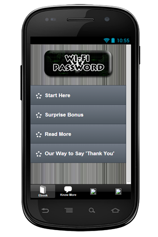 Recover Wi-Fi Password Free