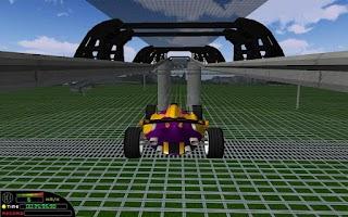 Screenshot of Speed on Racer 3D LITE