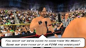 5 Wrestling Revolution 3D App screenshot