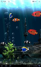 Aquarium Live Wallpaper 2.66 APK