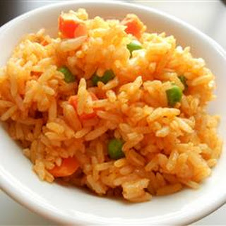 Quick and Easy Spanish Rice.