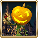 Talking Pumpkin Wizard