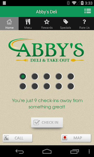 Abby's Deli Take Out